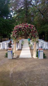 arco ceremonia