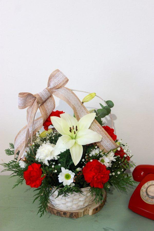 canasta carnations